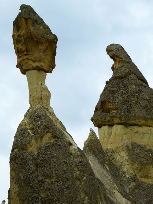 valley of love fairy chimneys fairy towers
