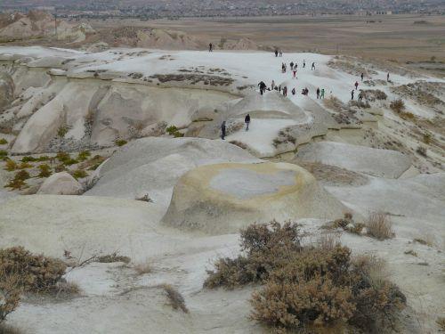 valley of love tufa plateau plateau