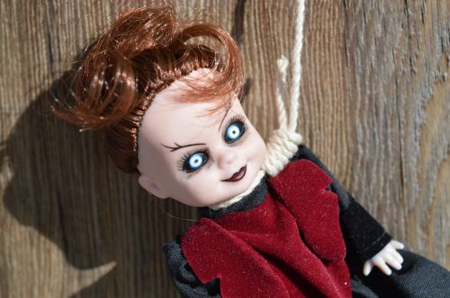 vampire doll day of the head