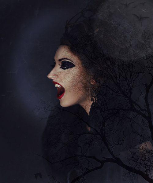 vampire vampire woman vampire lady