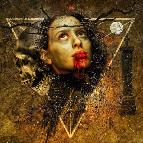 vampire female woman