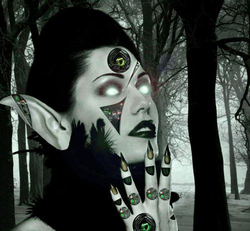 vampire creature nightmare