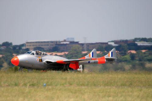 vampire jet jet aircraft