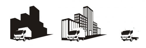 van,truck,trucking,icon,moving,car,cargo,pictogram,transportation,shipping,working,symbol,business,graphic,mini,black,shape,auto,freight,side view,profile,isolated,delivery,nobody,delivering,retail,blank,sign,commercial,vehicle,design,no name,light goods vehicle,copy space,empty,silhouette,industry,land,mode of transport