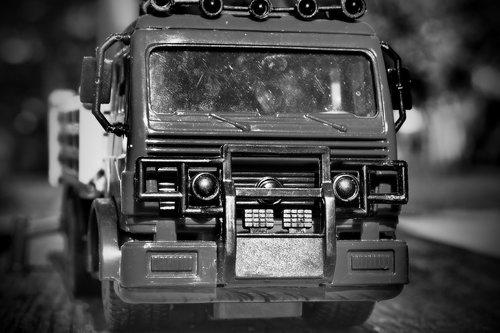 van  truck  b n