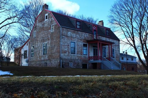 van schaick mansion colonial