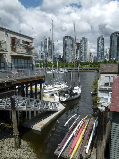 vancouver false creek harbor