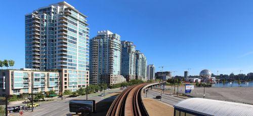 vancouver sky-train canada