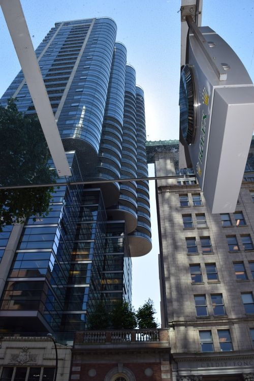 vancouver bc architecture