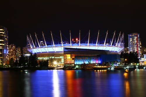 vancouver  bc place  bc