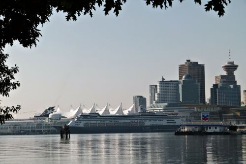 vancouver canada place pacific