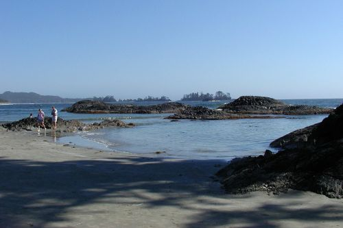 vancouver island tofino beach