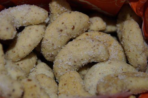 vanillekipferl cookie christmas cookies