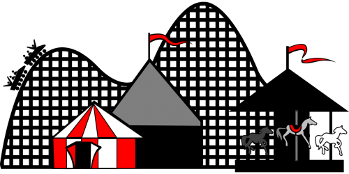 vanity fair annual fair tents