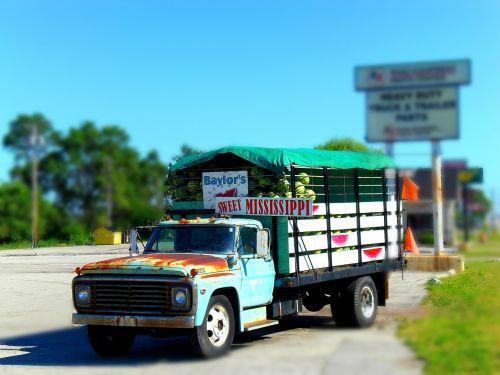 vans truck tiltshift