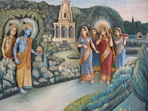 varanasi india temple