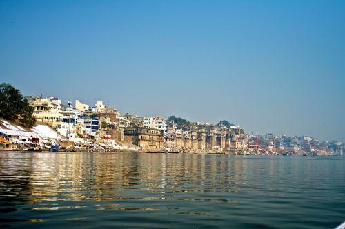 varanasi river india