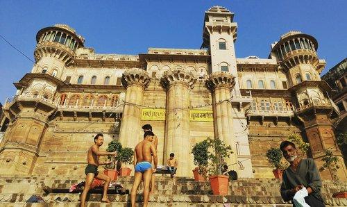 varanasi  ghats  ghat