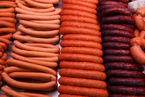 Various Sausages
