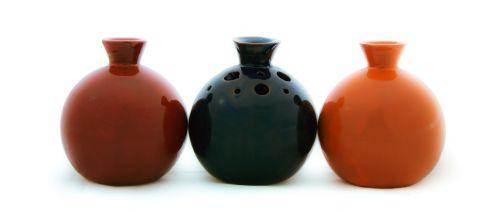 vase color decoration