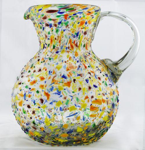 vase pitcher glass