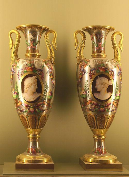 vases ceramics bottles