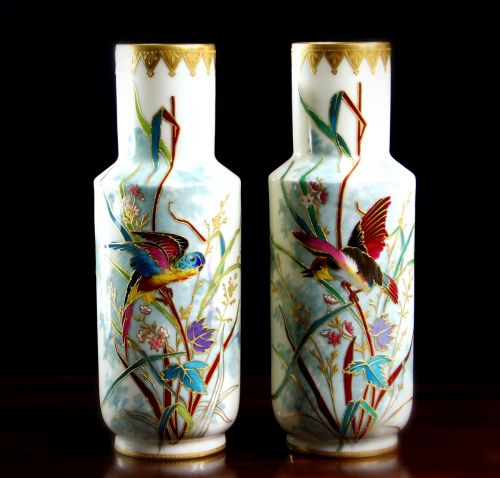 vases porcelain cloisonne
