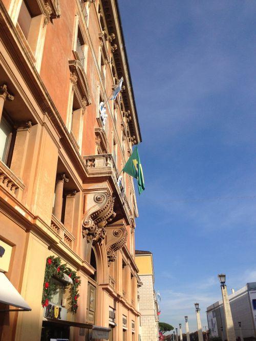 vatican italy brazil embassy