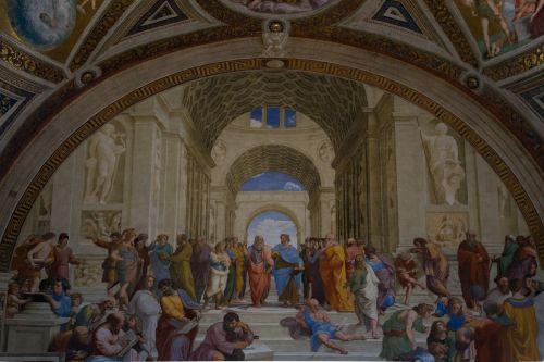 vatican academy aristotle