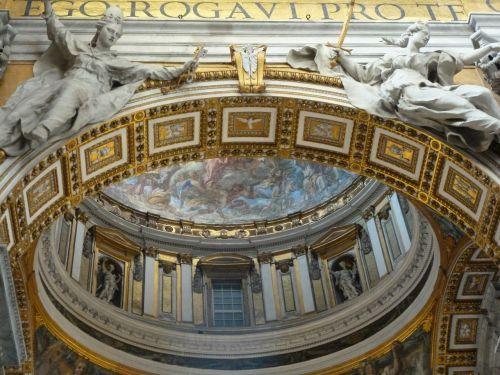 vatican detail architecture
