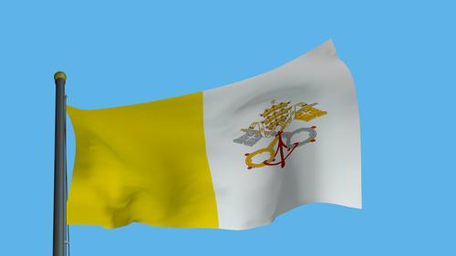 vatican  vatican flag  flag