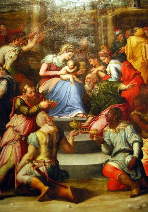vatican maria the framework