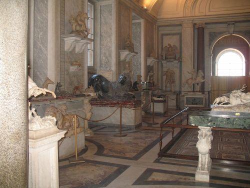 Vatican Carvings