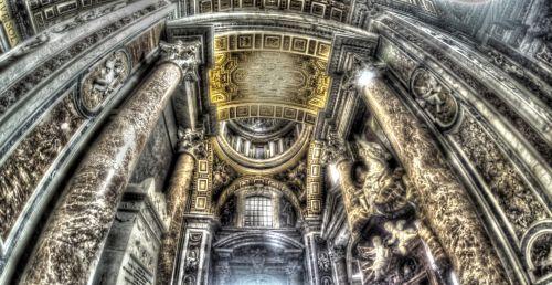 Vatican Ceilings