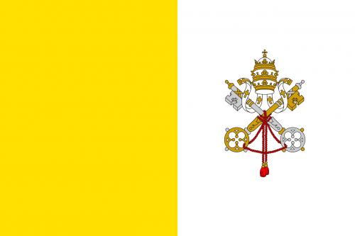 vatican flag pope vatican