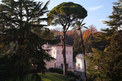vatican garden vatican city city