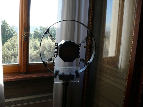vatican radio microphone marconi