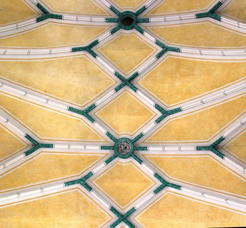 vaulted ceilings construction gothic
