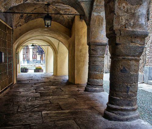 Old Arcades
