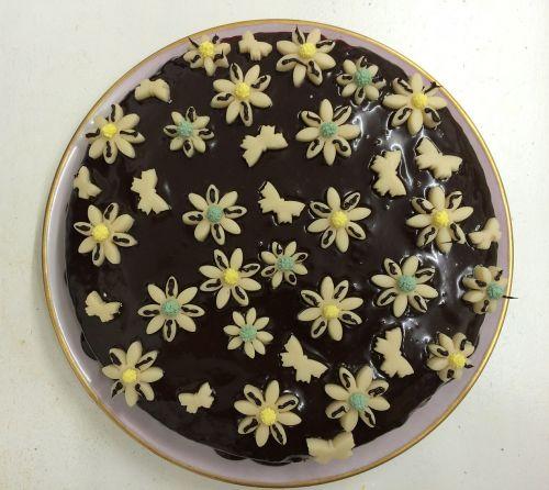 vegan chocolate marzipan