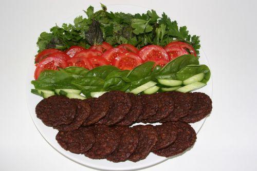 vegan burgers food