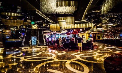 vegas casino gambler