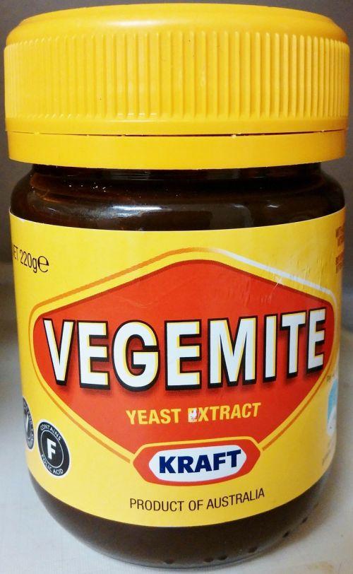 vegemite spread yeast