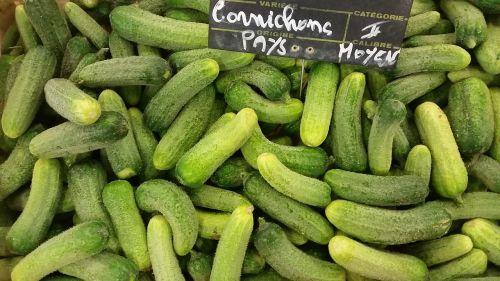 vegetable green pickles