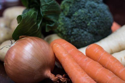 vegetable root food