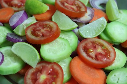 vegetable  sabji  vegetarian