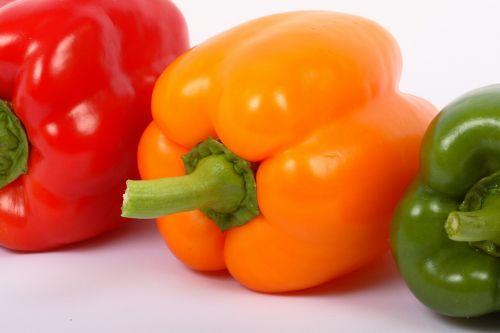 vegetable red sweet pepper