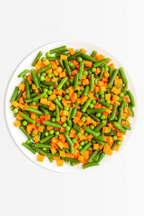 vegetables mix salad