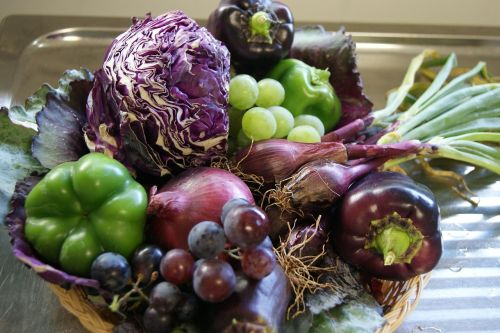vegetables fruits and vegetables red cabbage