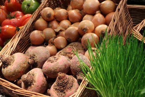 vegetables fruit paprika